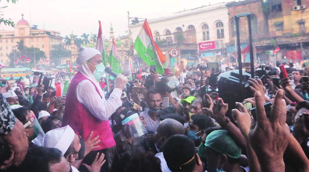 west bengal coronavirus latest updates, bengal protests, bengal congress protests, bengal durga puja, adhir ranjan chowdhury