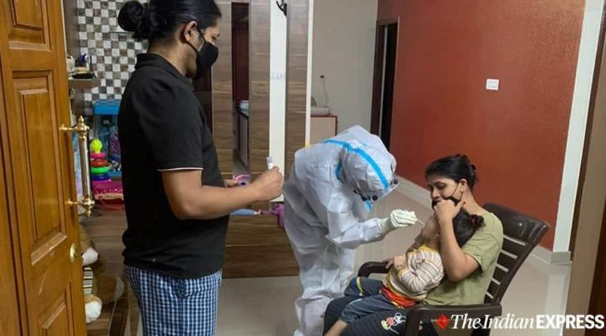 Bengaluru, COVID-19 Testing, Coronavirus Test, Door to door testing