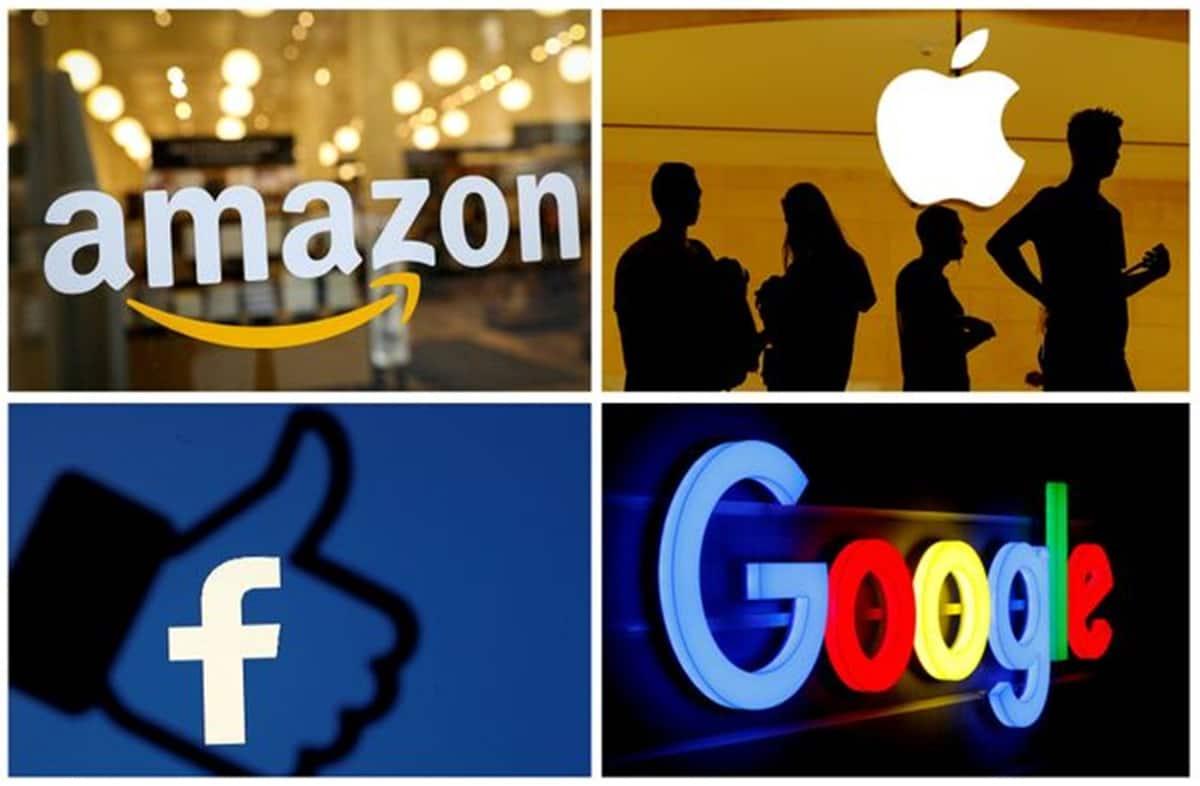 Tech companies, Amazon, Apple, Facebook, economy, Big tech companies economy, coronavirus, indian express