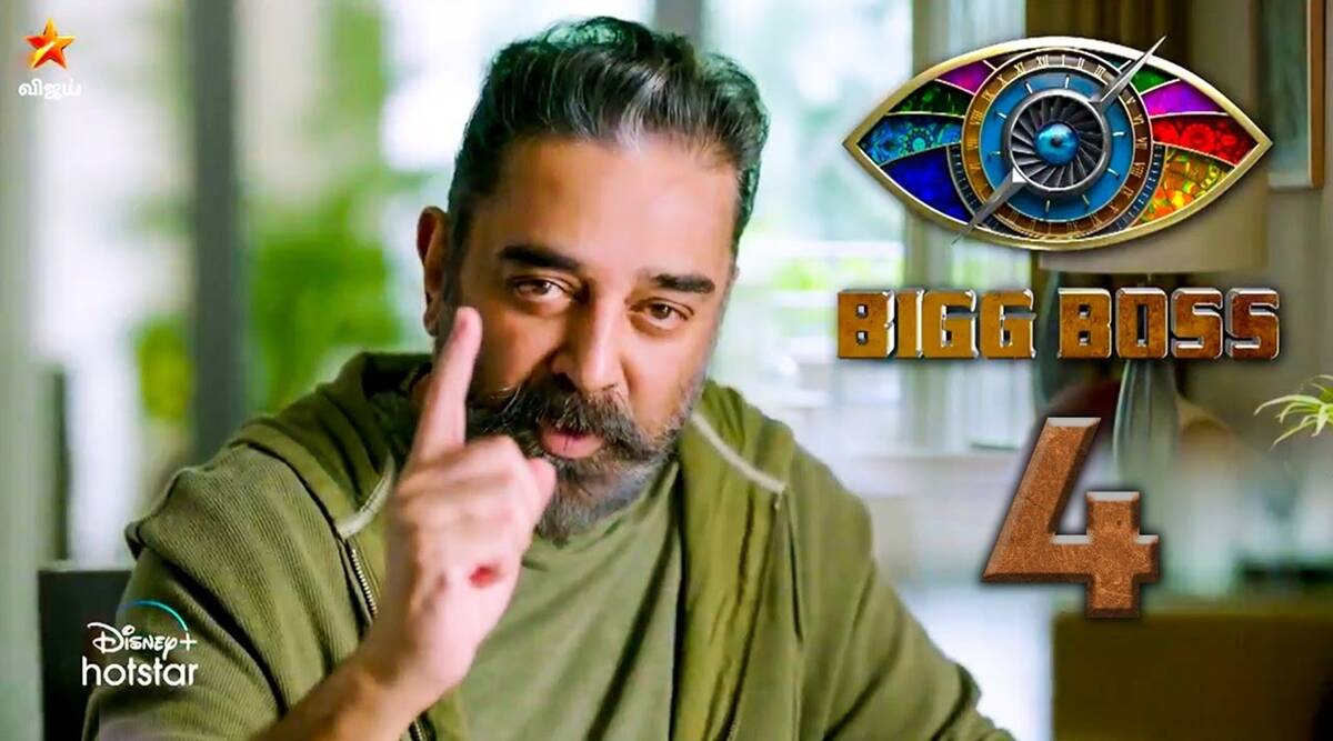 Bigg Boss Tamil 4: When and where to watch Kamal Haasan's show - The Indian Express