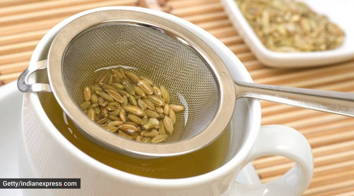 bloating remedy, effective ayurvedic bloating remedy, how to relieve bloating, indianexpress.com, indianexpress, fennel seeds to reduce bloating, dr dixa bhavsar, how to pass gas, herbal tea for bloating relief, home remedies for bloating,