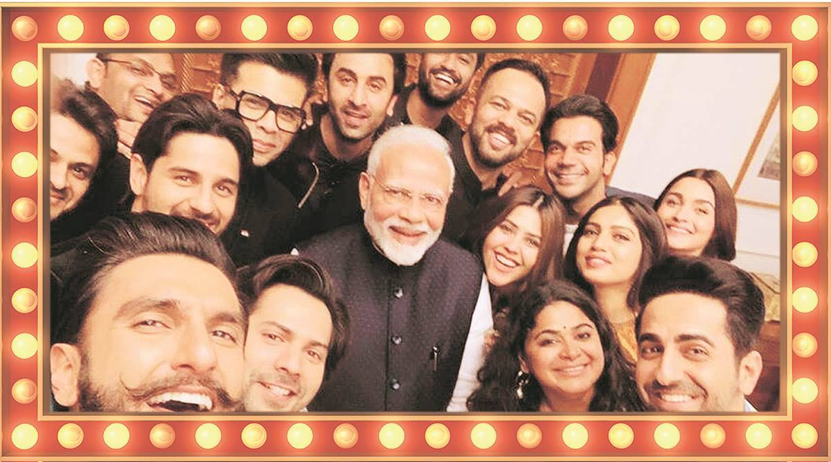 Picture abhi baaki hai: In Bollywood, a plot twist under BJP?