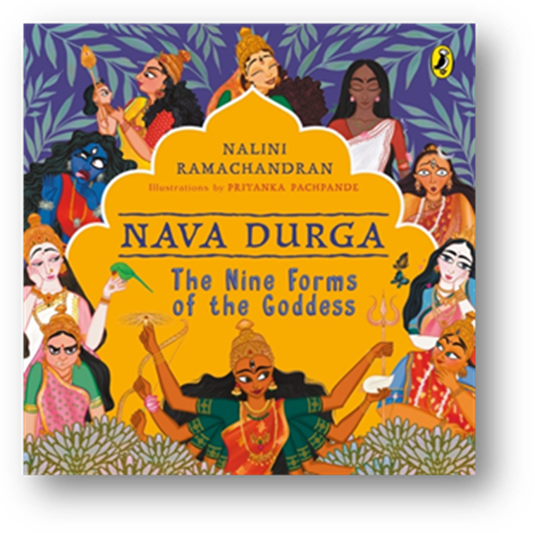 nava durga book cover