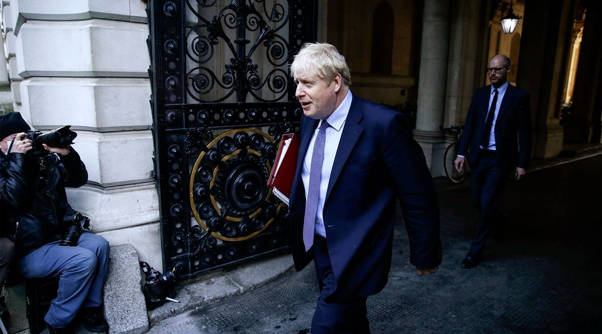 Boris Johnson heads into war of blame with UK business over Brexit