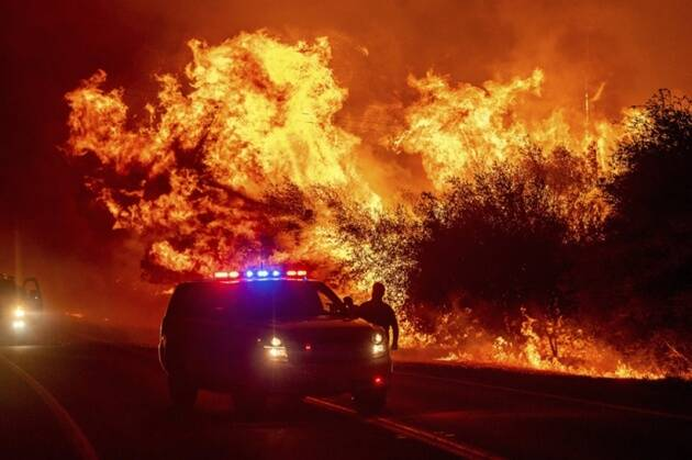 California fires, California wildfires, California fires rescue ops, California wildfires rescue ops, World news, Indian Express