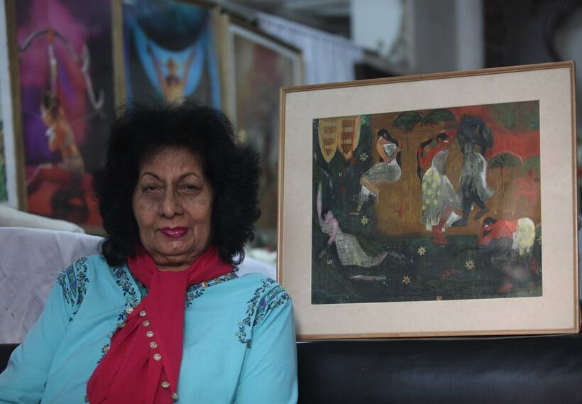 India`s first Oscar winner, costume designer Bhanu Athaiya, dies at 91
