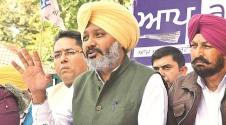 Amarinder singh, farm bills, punjab vidhan sabha farm bill resolution, SAD, Punjab AAP, AAP oppose farm bill resolution, indian express news