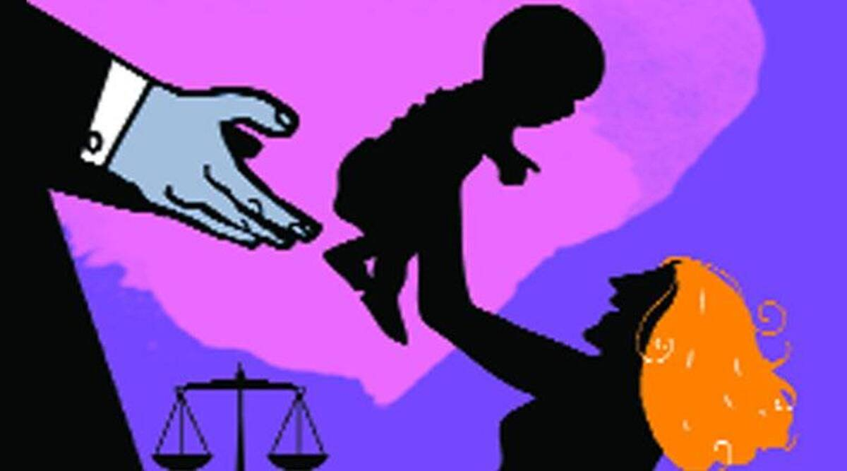 mumbai child trafficking, mumbai police, mumbai rescued children adoption, mumbai child trafficking children adoption, mumbai news, indian express news