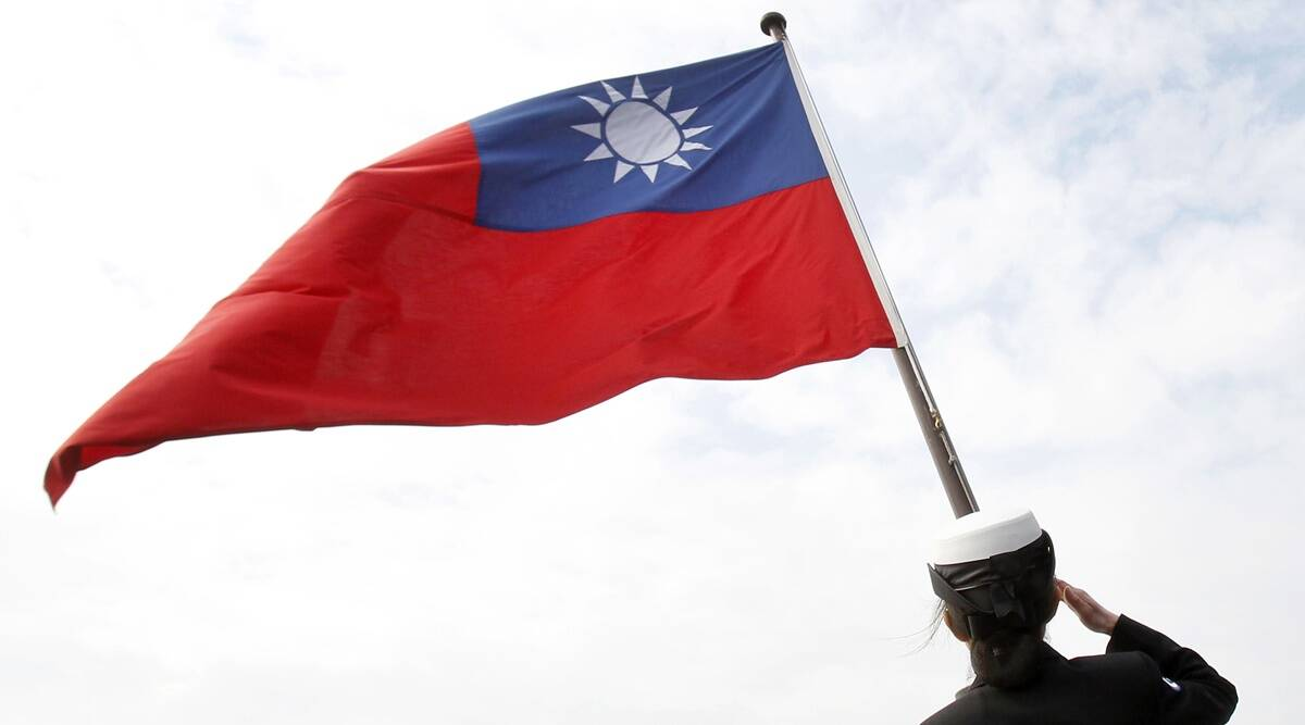 China Taiwan dispute, China Taiwan accusations, China Taiwan staffers fight, China Taiwan fights, World news, Indian Express