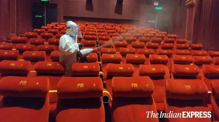 pvr cinema halls reopening