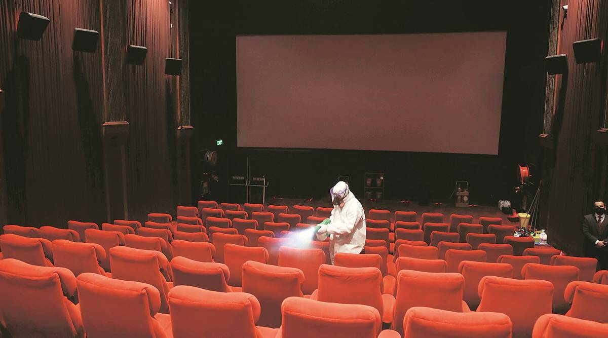 Cinemas opening, film industry hopes theatre releases will be back
