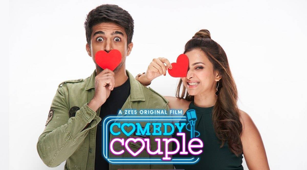 Comedy Couple review