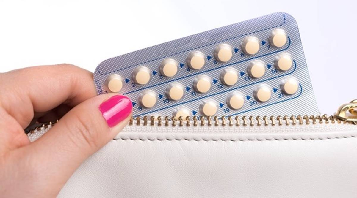 contraception methods, contraceptive pills, health, indian express news