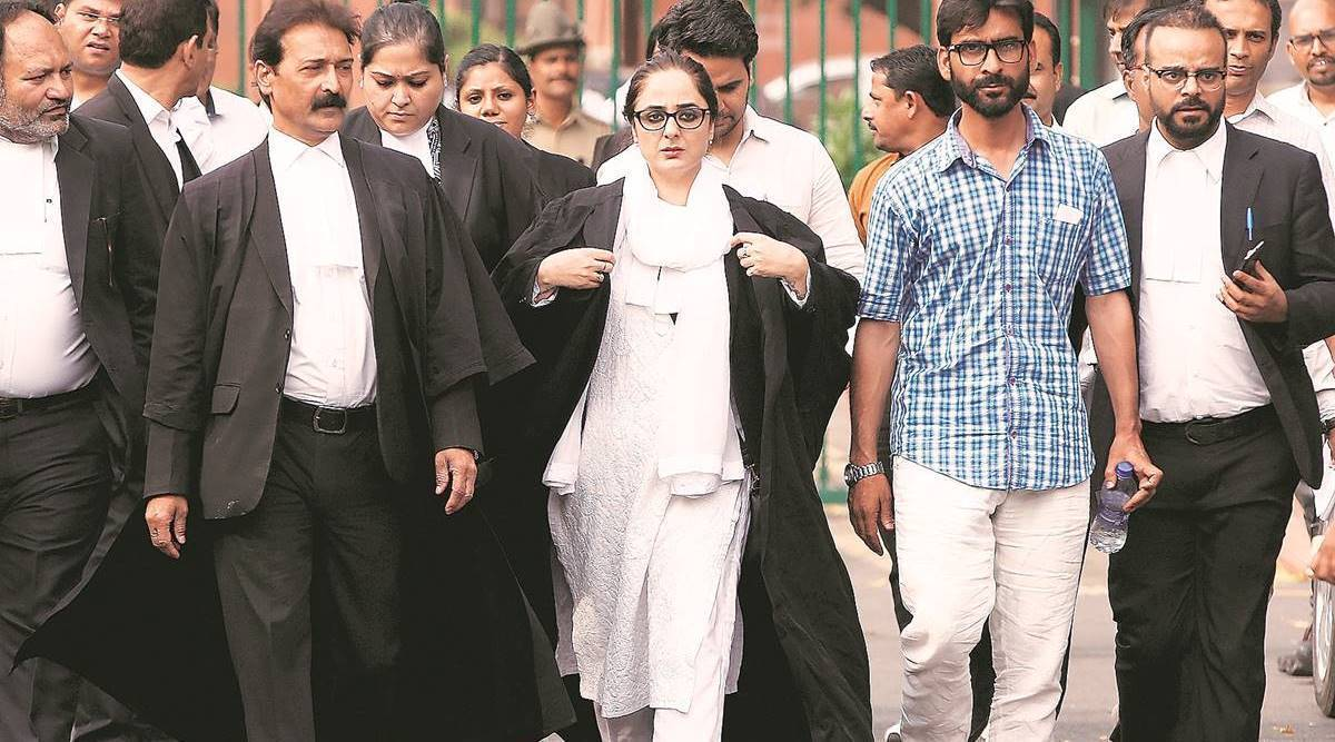 FIR against J&K lawyer Deepika Singh Rajawat over tweet on Navratri | India  News,The Indian Express