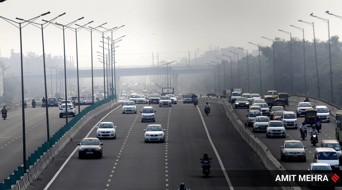 Delhi Pollution: Over 70 lakh litres water sprinkled at 13 hotspots in 36 days