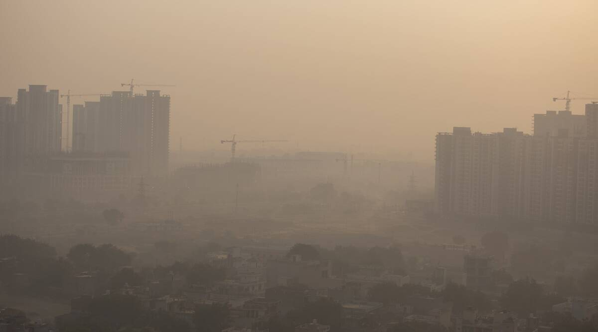 Delhi air pollution, Delhi pollution, Delhi pollution app, Delhi air pollution app, Delhi air quality, Delhi city news