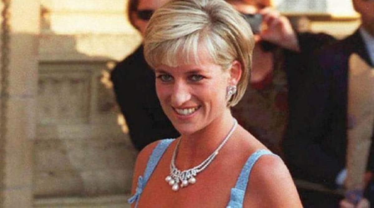 Princess Diana, Princess Diana's sheep sweater, Princess Diana's sheep jumper, Princess Diana sheep jumper comeback, fashion, Princess Diana fashion, indian express news