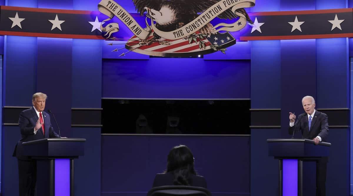 us elections 2020, donald trump coronavirus, joe biden, trump biden depression remark, US polls, US news