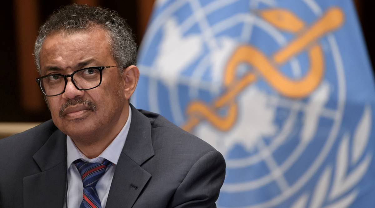 """WHO's Tedros says countries on """"dangerous track"""" in pandemic"""