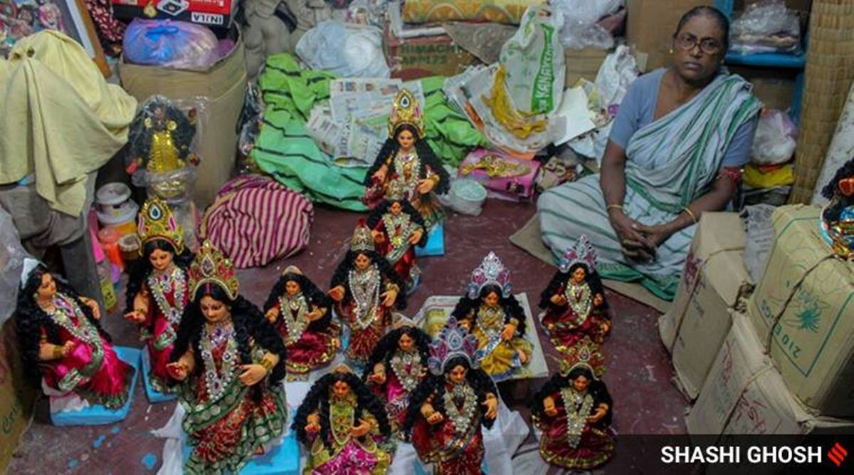 Kolkata gears up for Durga Puja, all involved to be vaccinated in 3 months