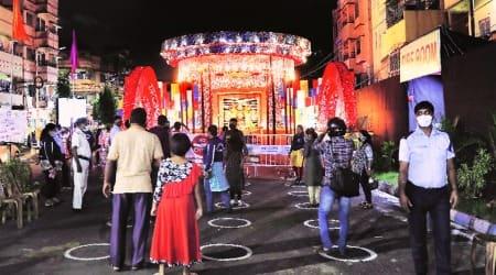 Durga Ashtami 2020 Date, durga puja, durga puja pandals bengal, durga puja calcutta hc order, kolkata city news
