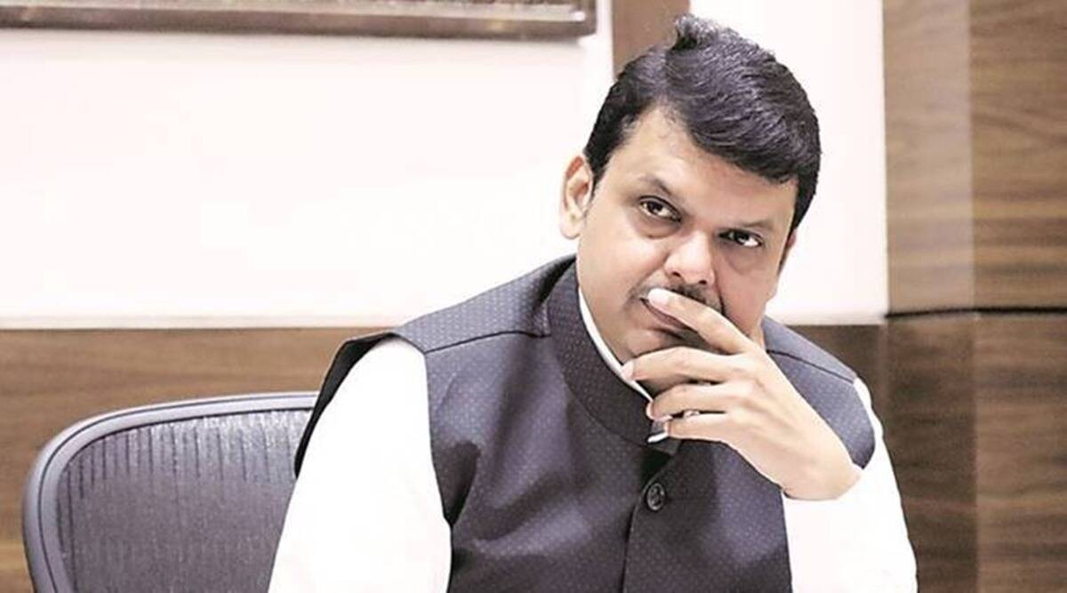 Maha Vikas Aghadi, Sanjay Rathod, Devendra Fadnavis, BJP Maharashtra, Maharashtra news, Vinayak Damodar Savarkar birthday, mumbai news, indian express