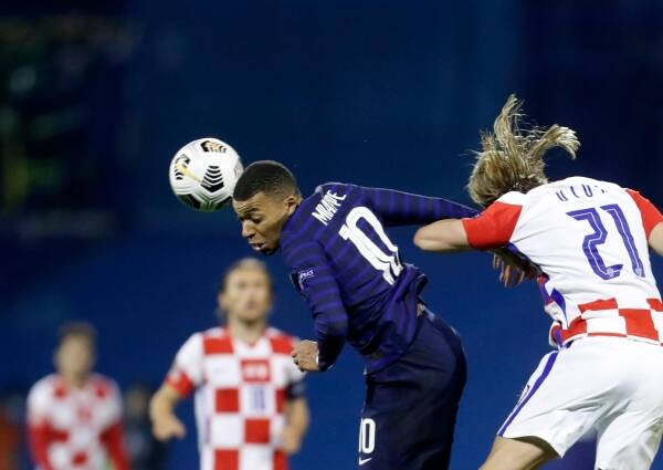 Croatia France Nations League