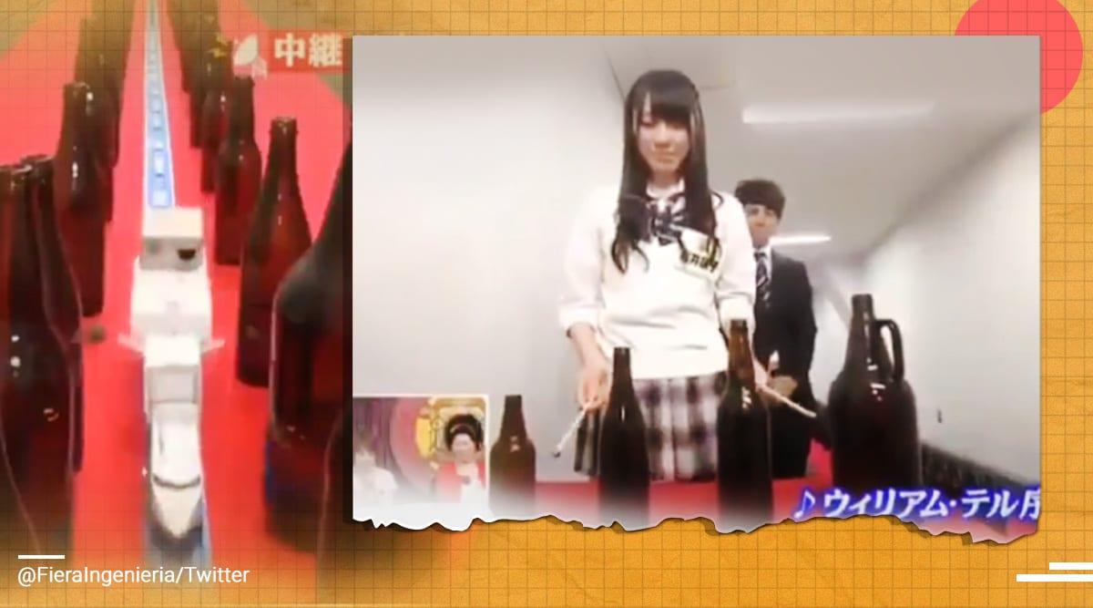 AKB48, AKB48 toy train music, japan music group, William Tell Overture, William Tell Overture orchestra, viral video, trending, indian express, indian express news