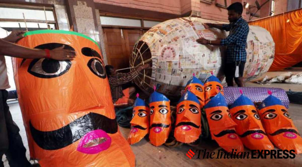 Dussehra 2020: Here's how the festival is being celebrated in different parts of the country