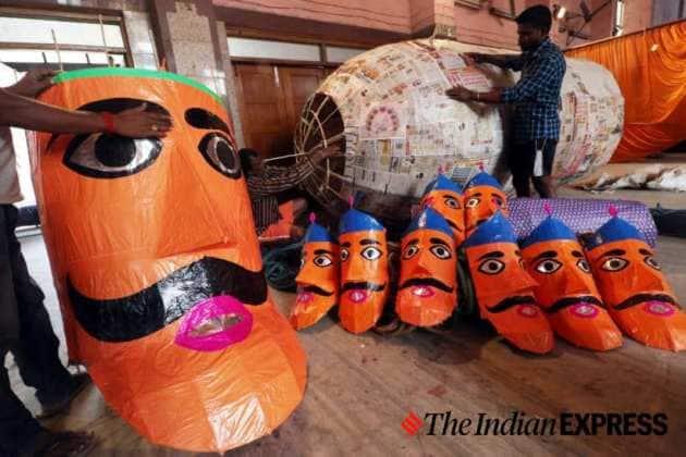 Dussehra, Dussehra photos, Dussehra celebrations in india, Dussehra in india,Dussehra photos, Dussehra, indian express, indian express news