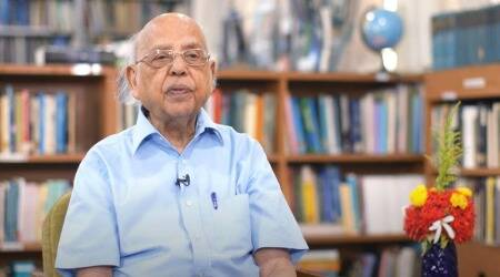 Indian and international radio astronomy, Govind Swarup, Govind Swarup death, Govind Swarup tribute, science news, indian express news
