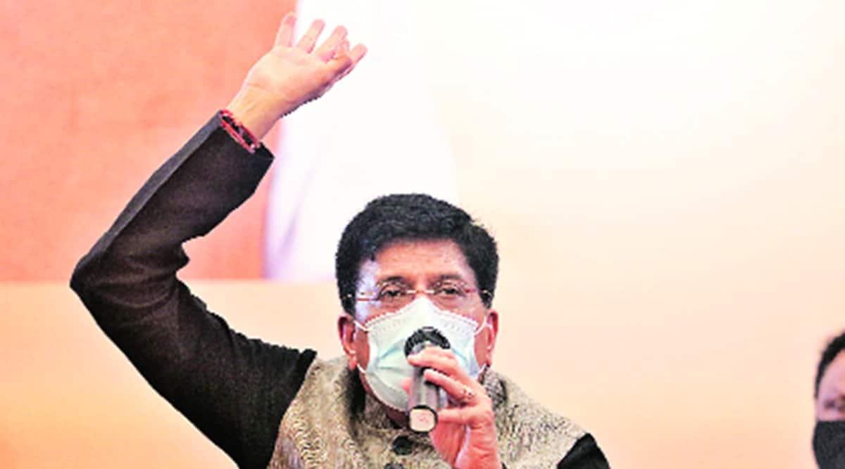 farm bills 2020, fram bill protest, pyush goyal, piyush goyal farm bills, msp, indian express news