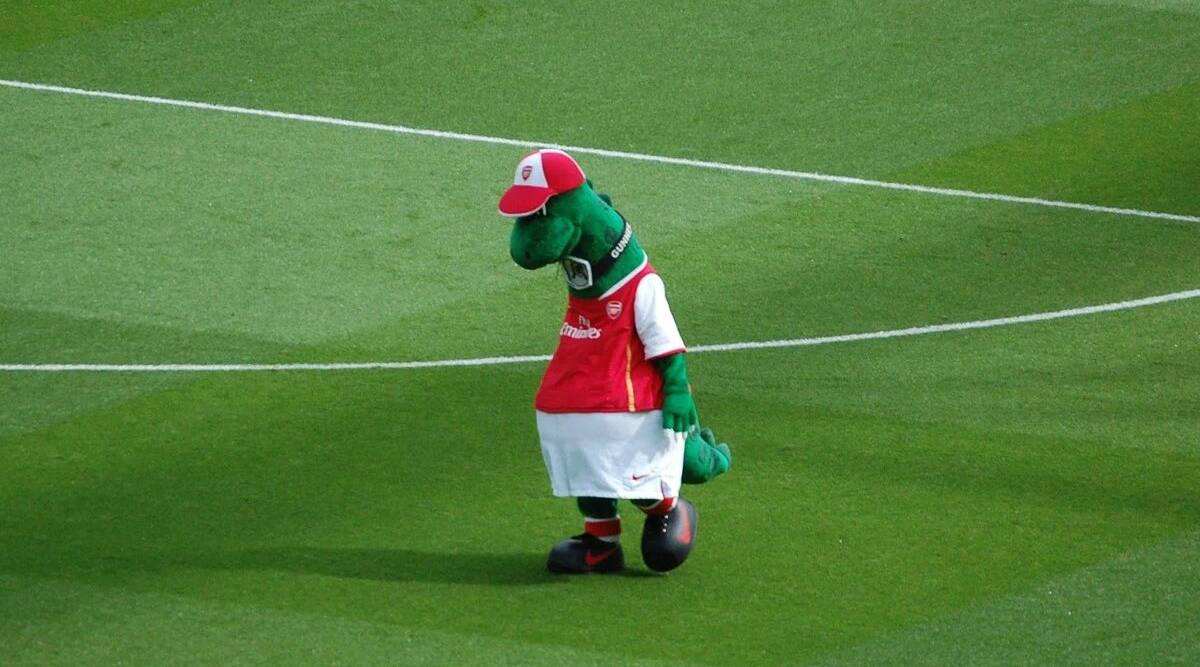 Arsenal fire club mascot Gunnersaurus to save money amid pandemic | Sports  News,The Indian Express