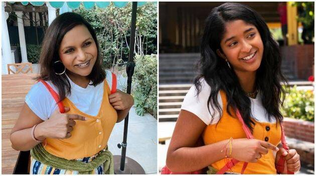 Mindy Kaling, Mindy Kaling halloween, Mindy Kaling never have i ever