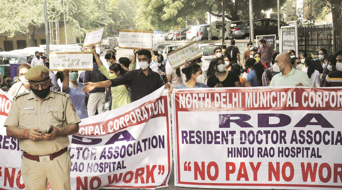 Salary strike may touch more health centres under MCD