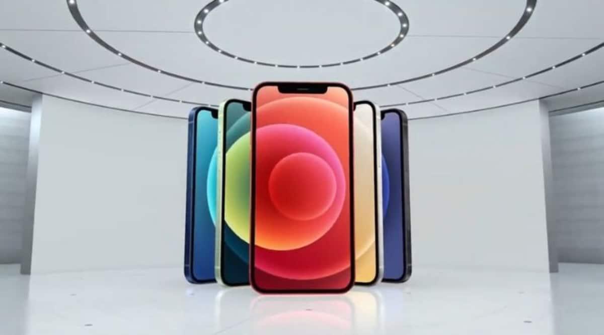 iPhone 12, iPhone 12 price in India, iphone 12 news, iphone 12 pre-order in India, iphone 12 sale date, iphone 12 specs