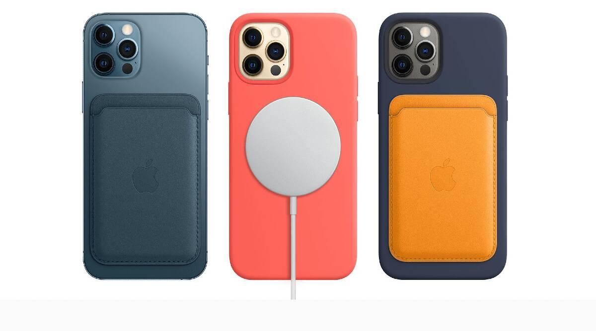 iPhone 12, MagSafe, Magsafe iPhone 12, iPhone 12 magsafe, what is magsafe, magsafe wireless charging tech, iPhone 12 price in India