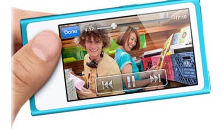 iPod Nano, Apple iPod Nano, iPod Nano 7th gen, iPod Nano 7th gen vintage, Apple vintage products, iPod vintage