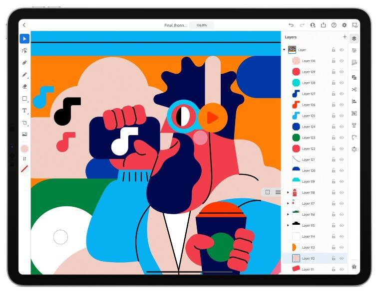 Adobe Max, Adobe, Adobe Creative Cloud, Adobe CC, Adobe Photoshop, Adobe Creative, Adobe Illustrator, Adobe Spark, Adobe iPad, Adobe iOS, Adobe mobile apps