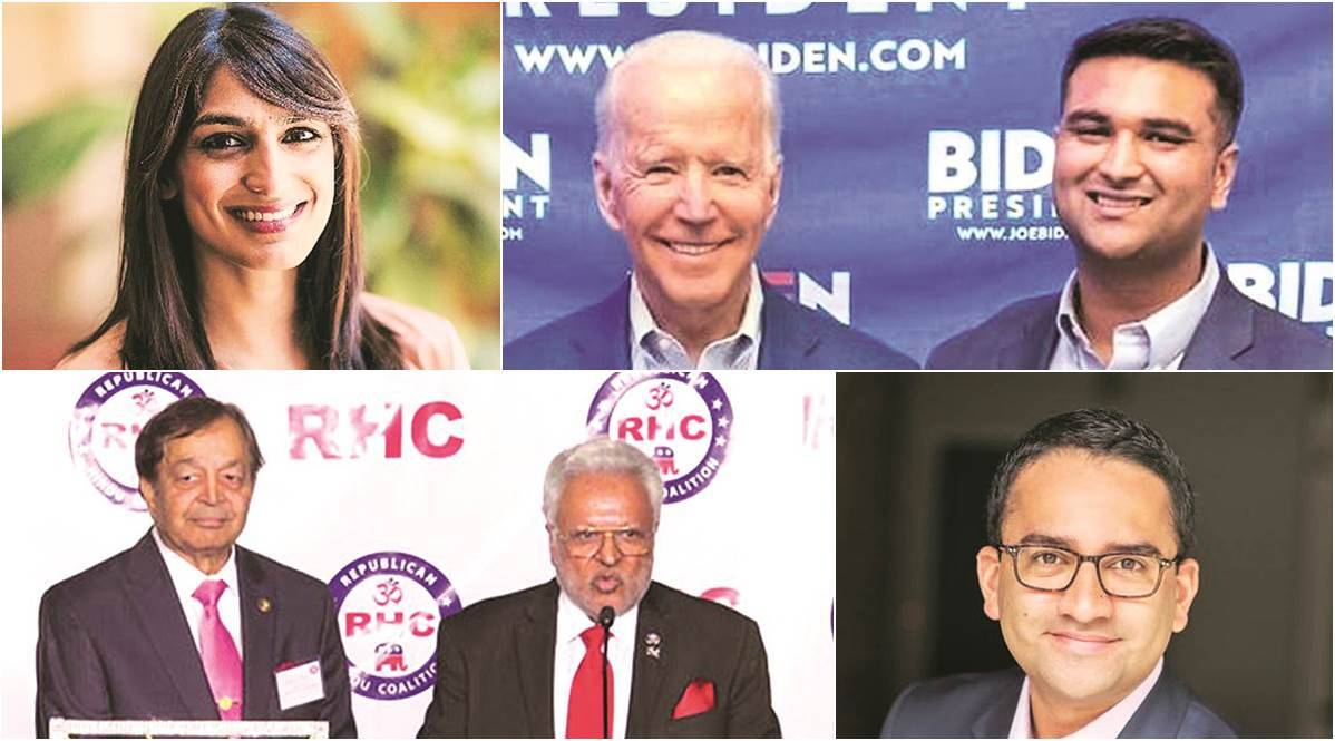 Back-stories and chitti tales: Indian Americans on the US election campaign trail