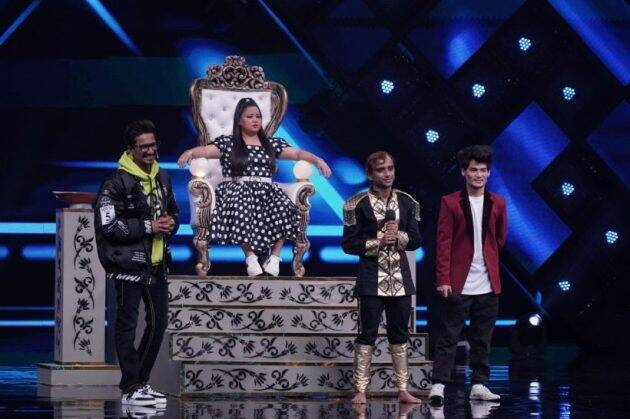 India's Best dancer, bharti singh photos