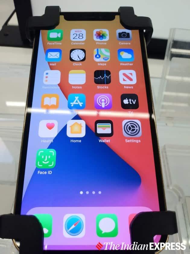 iPhone 12 Pro, iPhone 12 Pro price in india, iPhone 12 Pro features, iPhone 12 Pro specifications, iPhone 12 Pro first look,