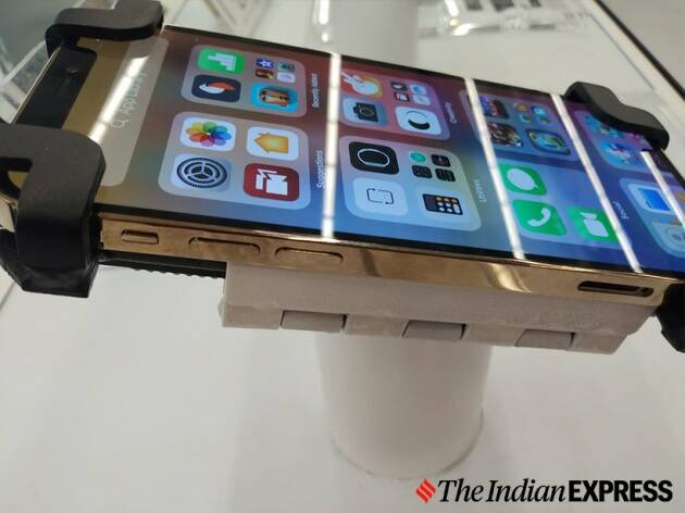 iPhone 12 Pro, iPhone 12 Pro price in india, iPhone 12 Pro features, iPhone 12 Pro specifications, iPhone 12 Pro first look,