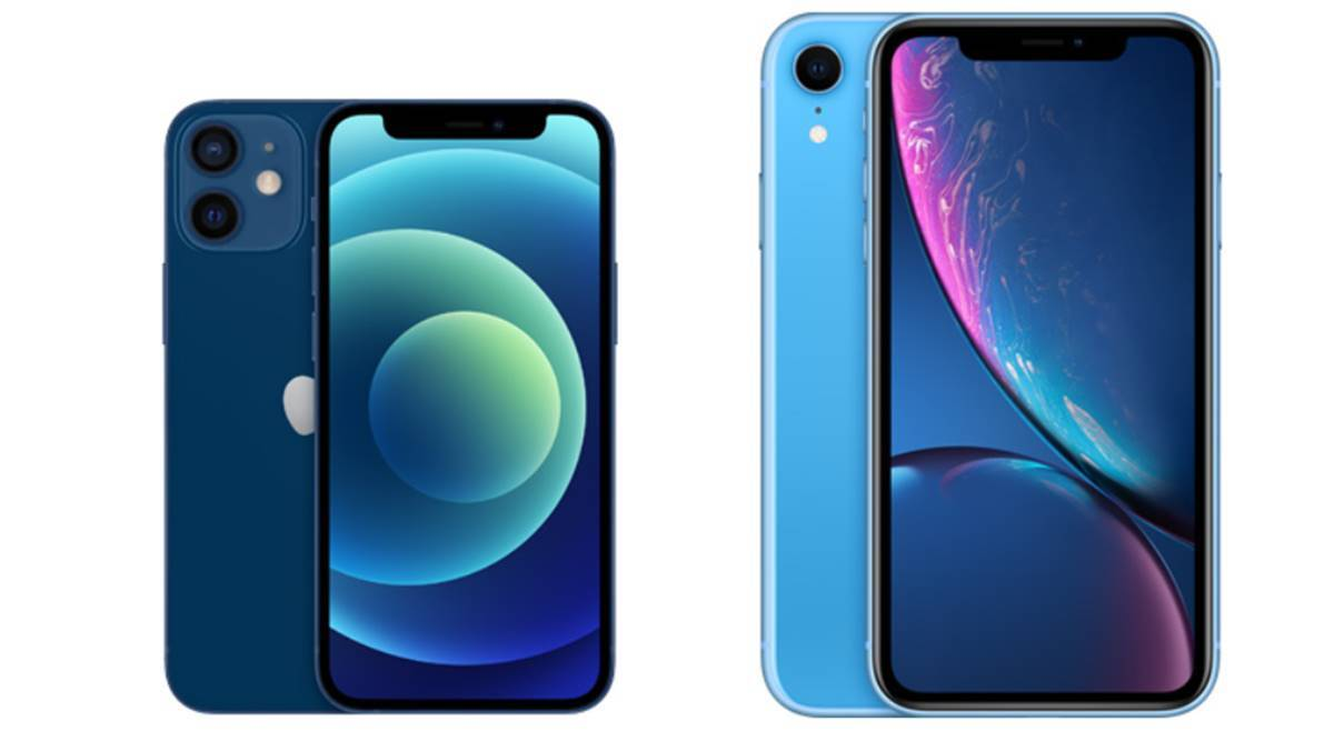 Iphone 12 Mini Vs Iphone Xr Price Display Design Camera Processor All Major Differences Explained