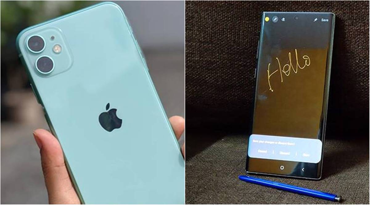 The Best Smartphone Deals Still Available On Amazon Flipkart Get An Iphone 11 For Rs 47 999 Technology News The Indian Express
