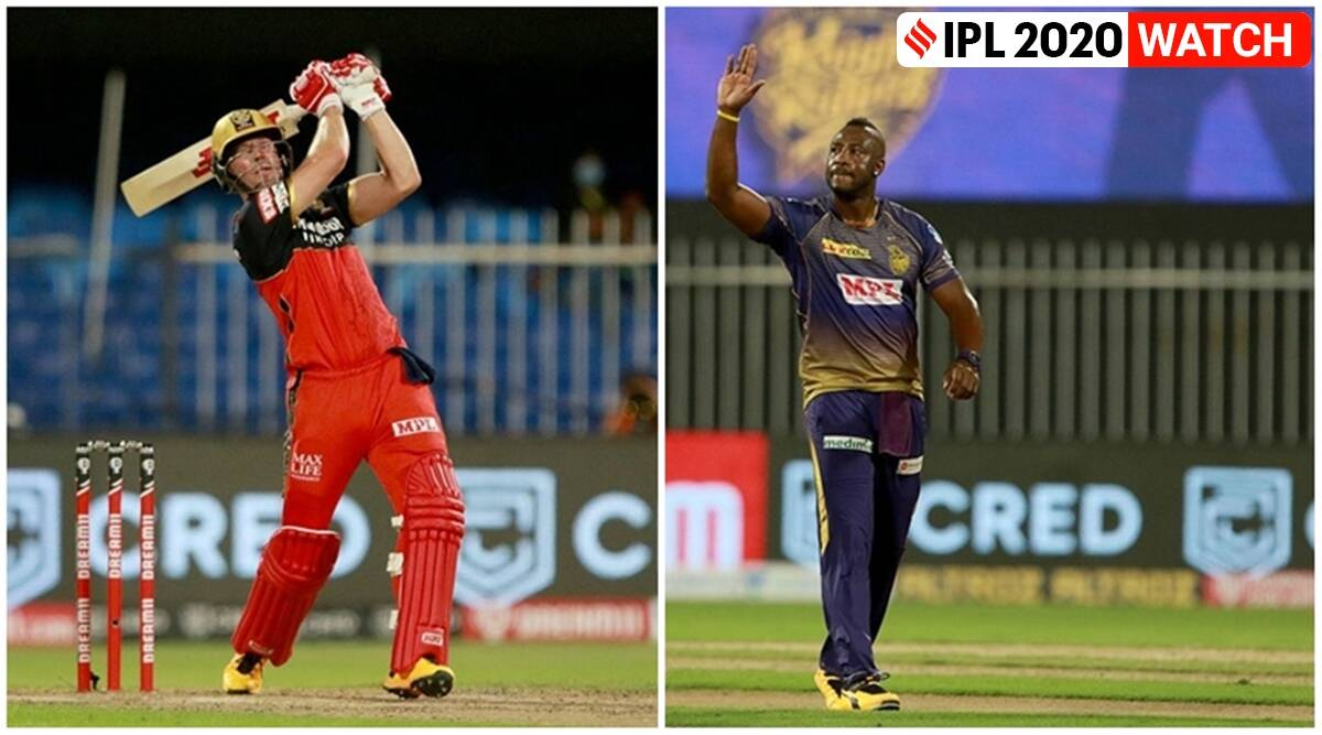 ipl, AB de Villiers, Andre Russell