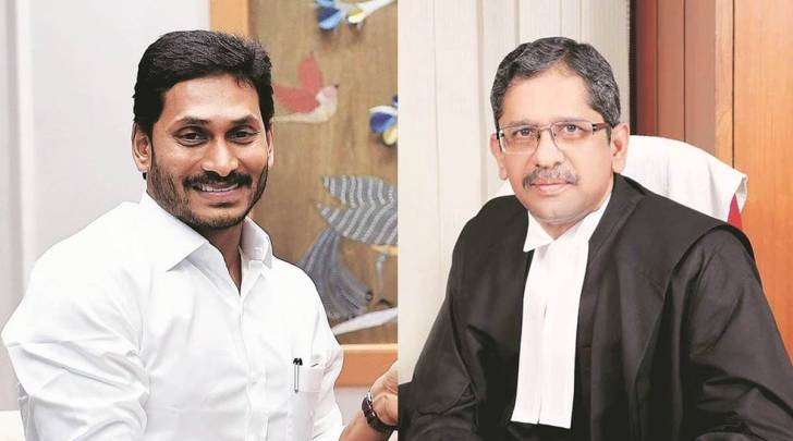 After Jagan letter to CJI: Need free judiciary, it is for a judge to withstand pressure, says Justice Ramana