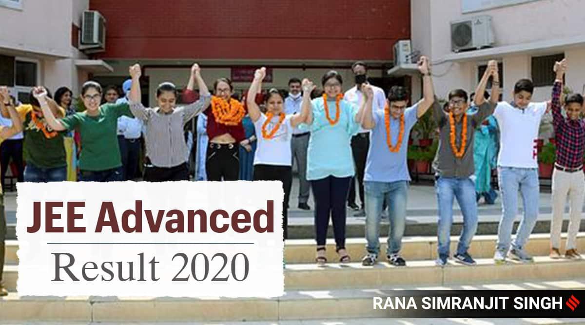 iit jee advanced 2020, jeeadv.ac.in, jee avdanced rank list, iit admissions, college admission, college admissions, education news,