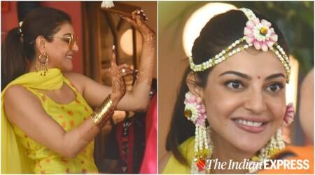 Kajal Aggarwal wedding album