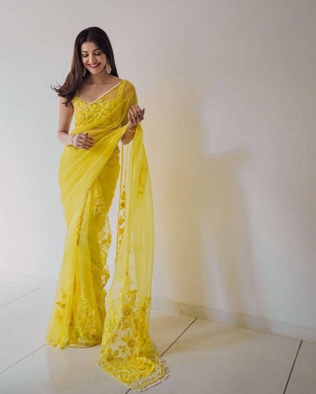 kajal aggarwal wedding engagement album